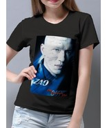 James Bond 007 Die Another Day Zao  New T-SHIRT WOMEN BLACK - $14.99