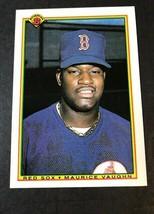 1990 Bowman  Mo Vaughn Rookie - $0.98