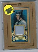 2003 Topps 205 Relics #RBJ Rocco Baldelli Jersey NM-MT MEM  - $13.84