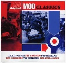 20 Original MOD Classics Cd (2004) Various Artists Soul - $5.50
