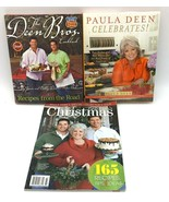Paula Deen Best Dishes Holiday Collectors Bros Cookbook Recipe Food Netw... - $14.99
