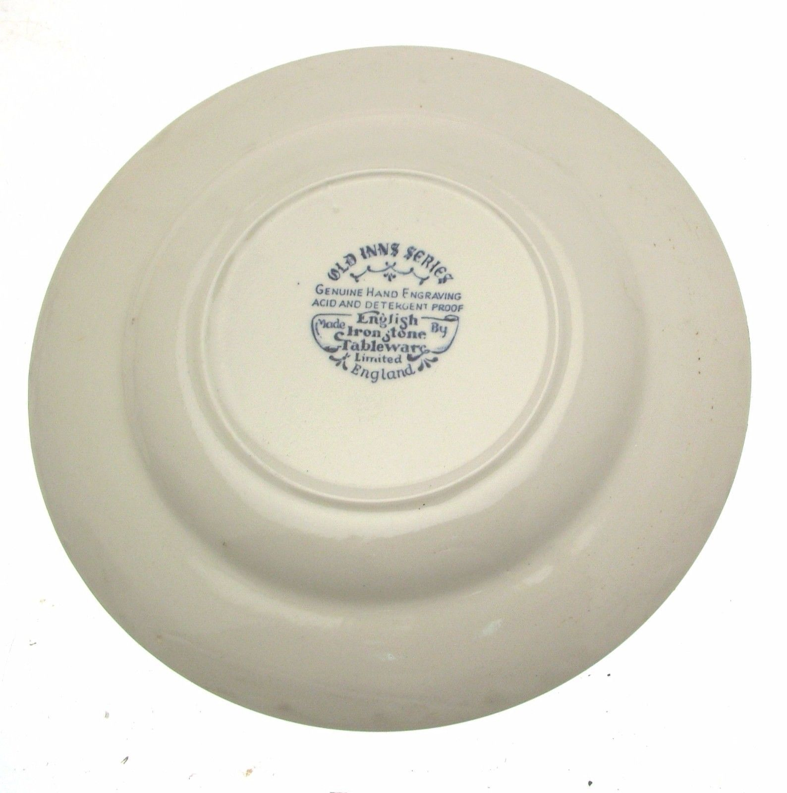 English Ironstone Tableware Old Inns Series and 50 similar items