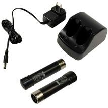 HQRP Battery Charger + 2 Batteries for Black & Decker 3.6V VP100 / VP110... - $48.45