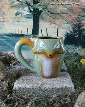 Gibson Home Figural Fox Mug – Enjoy A Sly Approach To Your Favorite Hot Beverage - $19.95