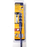 "Irwin 1890764 3/4"" x 72"" Flexible Installer Auger Tip Drill Bit - $23.76"