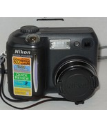 Nikon COOLPIX 885 3.2MP Digital Camera - Black - $32.73