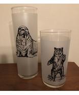 Bering Sea Originals Frosted Glass, Eskimo Art, Alaska Wildlife Vintage ... - $9.99
