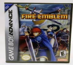 Fire Emblem GBA Replacement CASE - Black Case (*NO GAME*) - $5.66