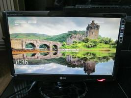 LG  W2043TE-PF 20-Inch Class Widescreen LCD Monitor - Black VGA/DVI  - $49.45