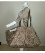 New Large Yoga Bag for Mat Blanket Blocks Handmade BAG ONLY Brown Shoppi... - $29.65
