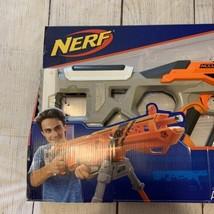 Nerf N-Strike Elite AccuStrike RaptorStrike With 18 Darts Steampunk - $79.19