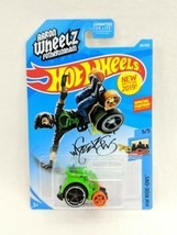 Hot Wheels Wheelie Chair HW Ride Ons Aaron Wheelz 2019 - $6.43