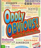 ODDLY OBVIOUS! THE PARTY GAME  - $12.95