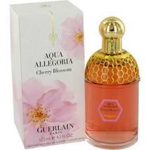 Guerlain Aqua Allegoria Cherry Blossom Perfume 4.2 Oz Eau De Toilette Spray image 2