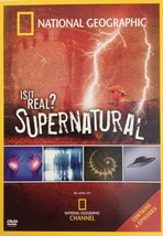 National Geographic Is it Real Supernatural DVD 2006 2-Disc Set UPC 7279... - $22.46