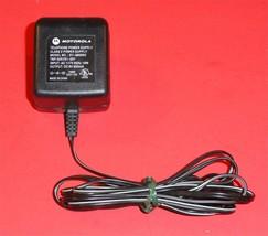 Motorola MD7161-3 Base Unit Power Adapter AC 117V 60HZ 18W DC 8V 650mA - $9.99