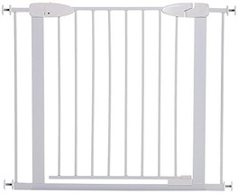 Dreambaby Boston Auto Close Gate with Ezy Check Indicator, White - $64.99