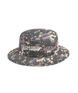 Traplord X UNIFORM A$AP Ferg Traplord Camo Print Bucket Hat - $24.26