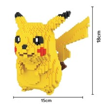 Lego Pikachu Anime Blocks Toys - $34.00