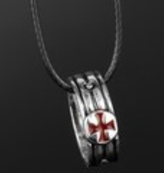 Templar necklace wring  custom   1
