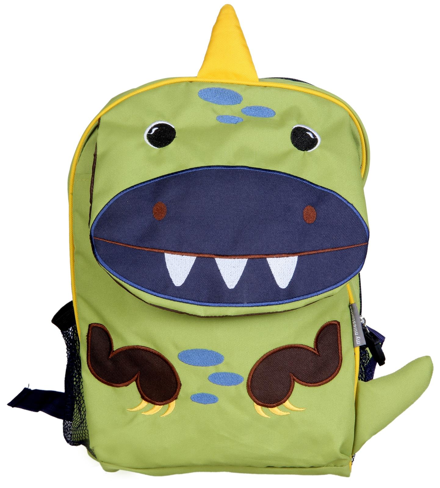 My milestones kids backpack   dino 856167003909  1