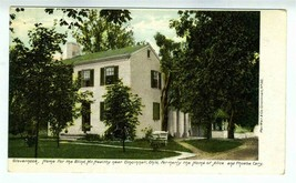 Glovernook Home for the Blind Mt Healthy Postcard 1906 Cincinnati Ohio - $17.80
