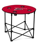 Atlanta Falcons  Collapsible Round Table with 4 Cup Holders and Carry Bag - $41.02
