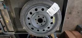 08 09 10 11 12 13 14 15 16 17 Gmc Acadia Compact Steel Spare Wheel 17X4-1/2 Oem - $89.01