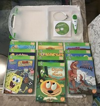 LeapFrog Tag Reading System - 10 Books, Case, Installation CD, USB Cable & Pen - $59.40