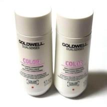 Goldwell Dualsense Color Balance Shampoo and Conditioner, 1.0 fl oz each - $7.99