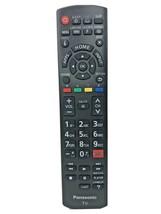 Genuine N2QAYB000926 TV Remote for Panasonic TC-42AS630 TC-42AS630U TC-L... - $7.69