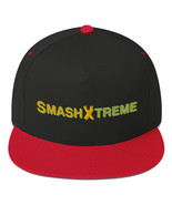 ShashXtreme Flat Bill Cap - Black/Red - $21.95