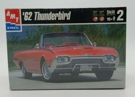 AMT ERTL '62 Ford Thunderbird 1962 T-Bird Model Kit Skill Level 2 Sealed... - $29.58