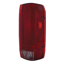 United Pacific Tail Light Assembly For 1990-96 Ford Styleside Pickup & 1990-96 F - $25.49