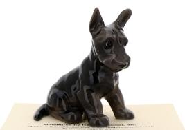 Hagen-Renaker Miniature Ceramic Dog Figurine Scottish Terrier Pedigree Pup image 2