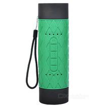 Waterproof Portable Bluetooth Handsfree Stereo Loudspeaker - Green - $39.94