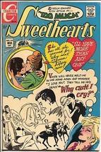 Sweethearts #109 1970-Charlton-diamond ring cover-VG/FN - $41.61