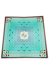 Vintage 1960 Kimbo GAME BOARD ONLY Parker Brothers Game Of Fences Room W... - £12.90 GBP