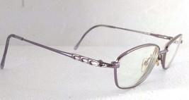 Safilo Elasta Womens Glasses Frames 4804 N2S Made in Italy 6-4 Eyeglasses - $28.08
