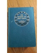 The Works of Bret Harte - Vol IV - A Ward of The Golden Gate - Copyright... - $32.99