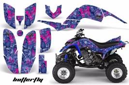 ATV Decal Graphic Kit Quad Sticker Wrap For Yamaha Raptor 660 2001-2005 BFLY P U - $169.95