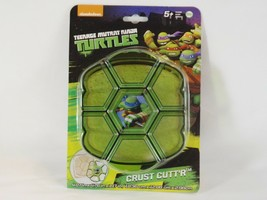 Evriholder Nickelodeon Teenage Mutant Ninja Turtles Crust Cookie Cutter ... - $7.59