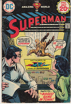1974 DC Comics Superman #277 - $8.42