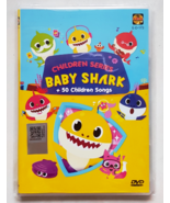 Pinkfong BABY SHARK Song With Popular 2018/2019 +50 Songs DVD English NEW - $22.90