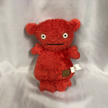 "Animal Adventure FRIENDS FROM AFAR Red Alien 10"" Plush Creature Monster ... - $14.84"