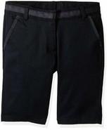 Nautica Girls' Twill Bermuda Short (14.5 Plus) - $15.62