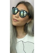 New Garrett Leight Thierry Lasry Black 50mm Sunglasses w/clip - $149.99