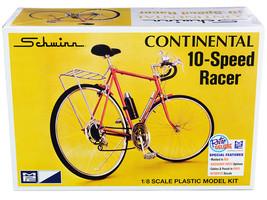 Skill 2 Model Kit Schwinn Continental 10-speed Bicycle 1/8 Scale Model B... - $49.95