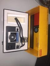 Kodak Instamatic X-15F with box flash - $15.00