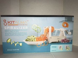 Kitalma Spiralizer Turns Vegetables into Noodles for Healthy Meals W/ 2 ... - $20.66